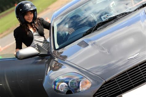 Aston Martin Driving Experience by Junior Aston Martin Driving Experience From Buyagift
