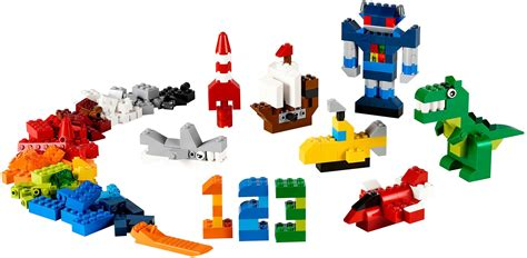 Lego 10693 Classic Ideas 303 Pieces Classic 2015 Brickset Lego Set Guide And Database