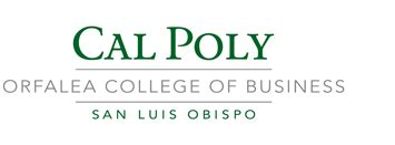 Cal Poly Mba Ranking by Orfalea College Of Business