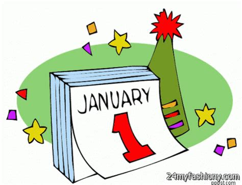 new year clip set new year s day 2015 clipart 63