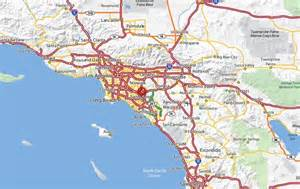 southern california springs map your info
