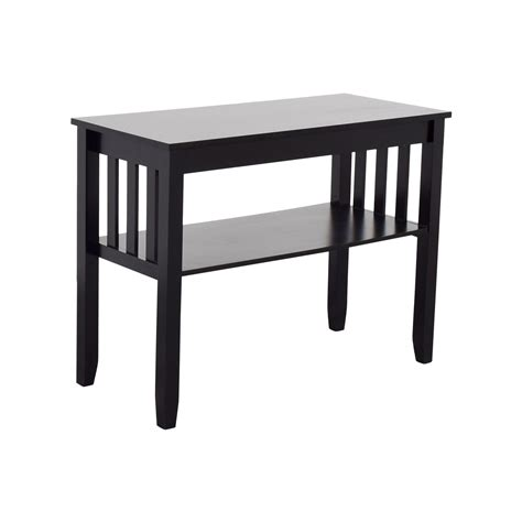 black modern console table 80 black modern console table tables