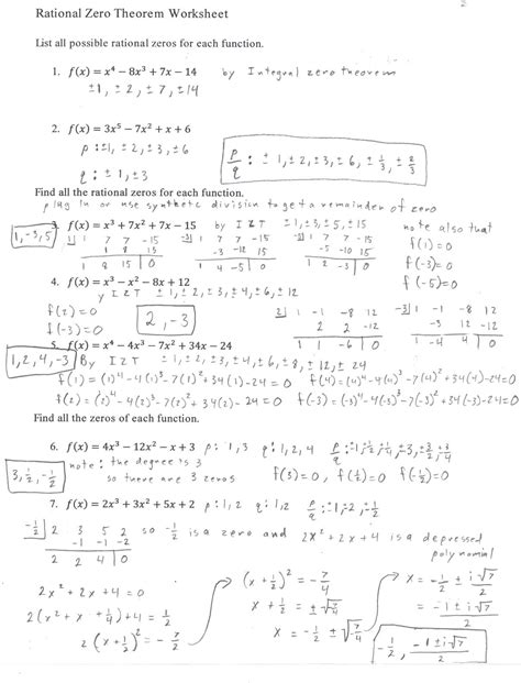 Factoring Polynomials Worksheet With Answers by Factoring Polynomials Worksheet Answers Worksheets