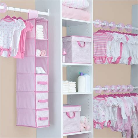 20 ways to get the nursery in order with clothing iders