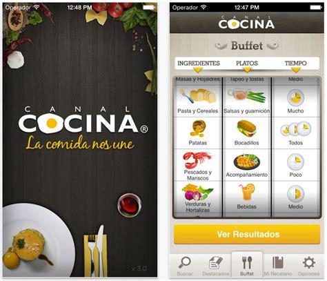 descargar de cocina 4 apps de cocina gratuitas para aprender a cocinar