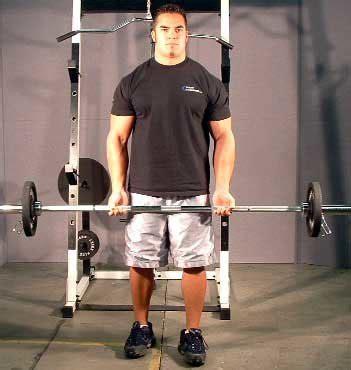 Barbel Curl shoulder fix it 101 bodybuilding