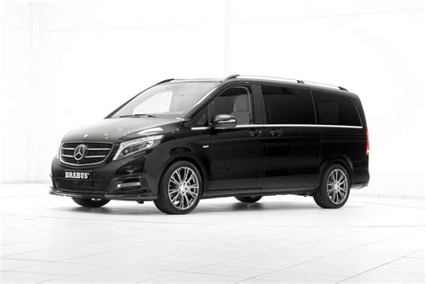 mercedes benz  class   brabus treatment  geneva