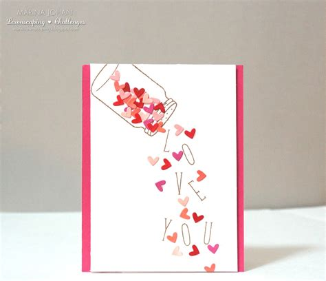 Valentines Day Handmade Card - give out some handmade with these 21 diy s