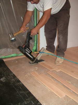Which Flooring Nails Are Recommended For Hardwood Floors - hardwood flooring installation hardwood flooring