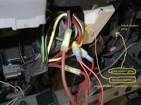 ford super duty alarm  remote start installation