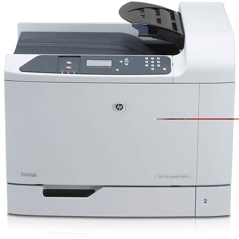 hp laser color printer hp laserjet cp6015dn network color laser printer q3932a