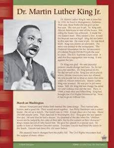 biography of martin luther king jr for middle school 1000 images about african american history month on
