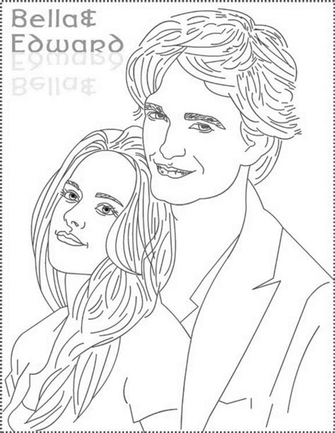 Twilight Sheets Colouring Pages Twilight Coloring Pages To Print