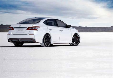 fastest nissan sentra 2013 nissan sentra nismo concept review pictures
