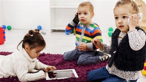 imagenes de niños usando la tecnologia 191 tienen los ni 241 os demasiado acceso a la tecnolog 237 a