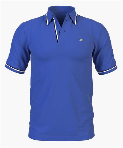 Raimbow Maxi Gamis Original Lacoste 3d model polo shirt