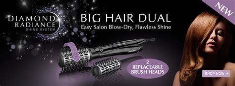 Babyliss Big Hair Air Styler Brush by Babyliss Radiance Big Hair Dual Air Styler Review