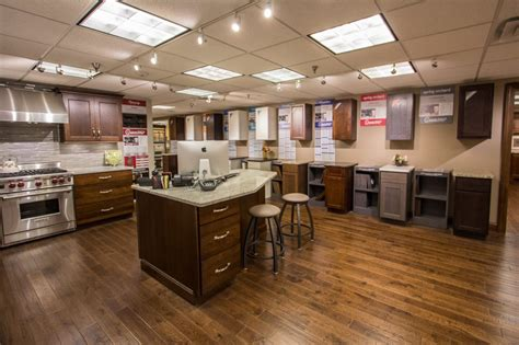 Kitchen Showroom Display Ideas Information