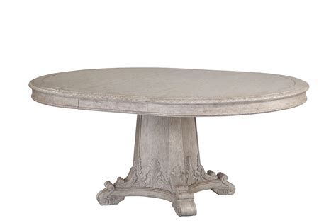 antique grey dining table renaissance antique grey extendable dining table