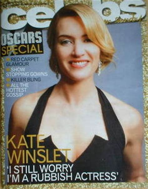Kate In Magazine I Am A Bit Wacky by Magazine Kate Winslet Cover 22 February 2009