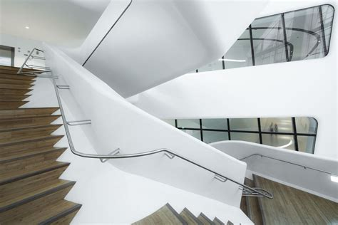 zaha hadid interior zaha hadid design center seoul korea architecture