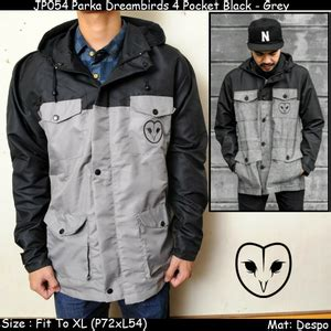 jaket macbeth bird by snf2012 jaket parka dreambird 4 poket sepertiga