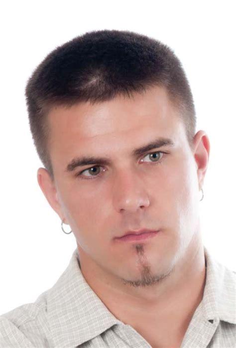 mens hairstyles butch haircut traditional crewcut men s hair pinterest