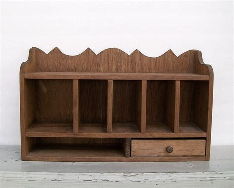 Wood Desktop Shelf by Etsy Your Place To Buy And Sell All Things Handmade