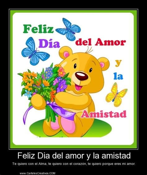 imagenes de amor y la amistad para el novio feliz dia del amor y la amistad carteles creativos
