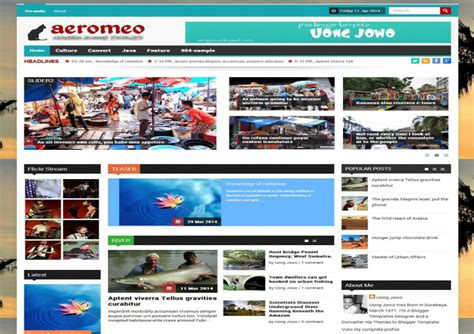 blog theme responsive free best responsive blogger templates free download