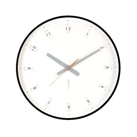 buy modern black wall clock purely wall clocks