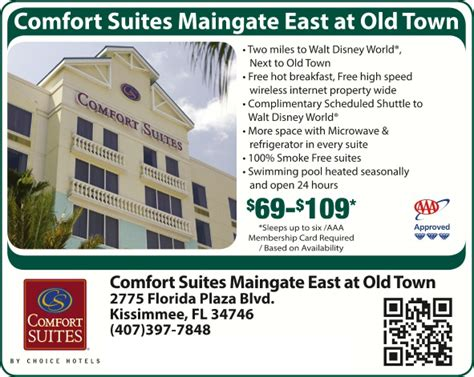 comfort suites maingate east shuttle schedule comfort suites maingate east at old town kissimmee fl