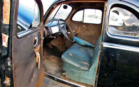 1940 Ford Interior by Bootlegger S 1940 Ford Coupe