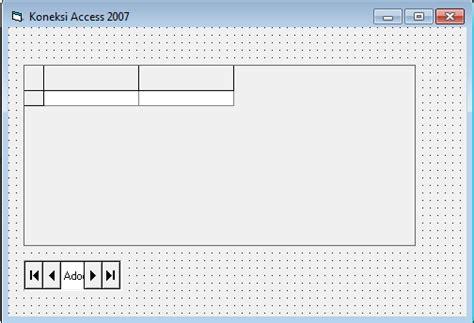 membuat koneksi vb net dengan database ms access tips cara membuat koneksi visual basic dengan database access