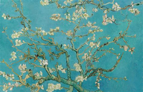 Full Wall Murals almond branches by van gogh wall mural muralswallpaper co uk