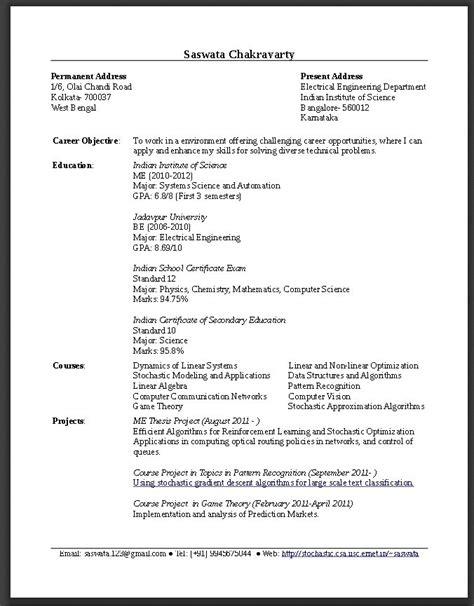 Resume Sles For Graduating Seniors sle resume for fresh graduates of tourism management