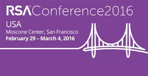 Conference Giveaways 2016 - win a free pass to the 2016 rsa usa conference