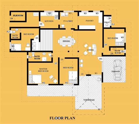 single story modern house plans in sri lanka escortsea house plans for sri lankan style modern house