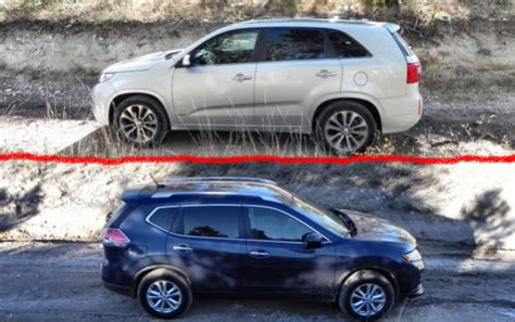 nissan rogue vs kia sorento 2015 kia sorento vs 2015 nissan rogue a point by point