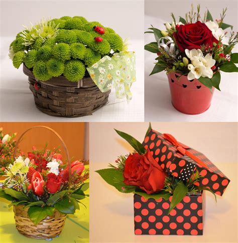 Diy Home Decor de 8 martie buchetele si aranjamentele florale comandate