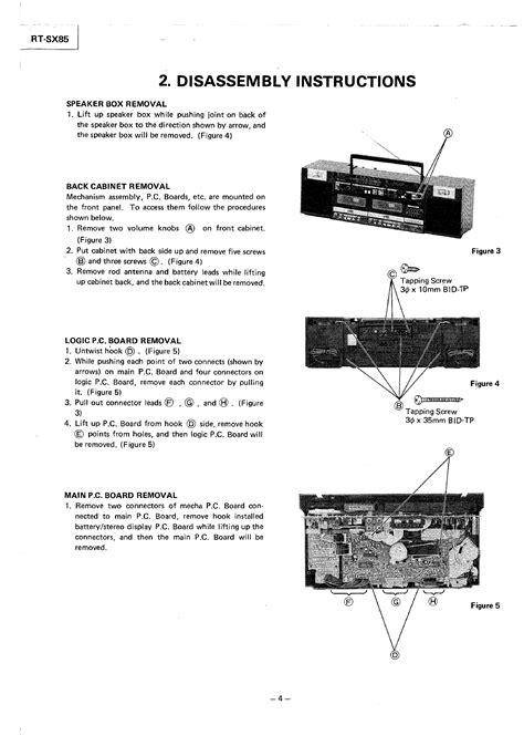 Toshiba Rtsx85 Service Manual Immediate Download