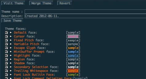 emacs24 color themes emacs 24 1 is out raw syntax