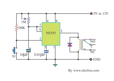 how to use programmable integrated circuits timer circuit page 4 meter counter circuits next gr