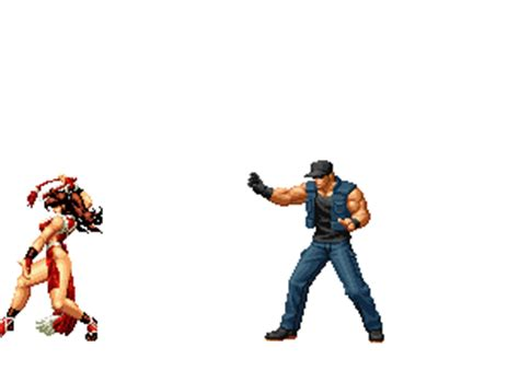 imagenes animadas kof king of fighters gifs