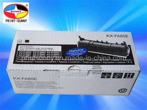 Cartridge Compatible Panasonic Kx Fa85e For Use In Lase Berkualitas 2 china toner copier for panasonic kx fa85e china toner copier compatible cartridge