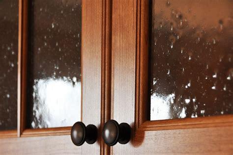 bubble glass kitchen cabinet doors bubble glass kitchen cabinets no place like home pinterest