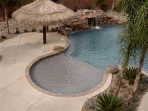Faux Painting Concrete Patio - pool deck lastiseal concrete stain amp sealer tropical pool san diego by radonseal