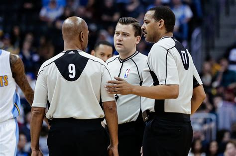 Mba Referees by Nba Invests In Officials In Hopes Of Seeing It Pay In