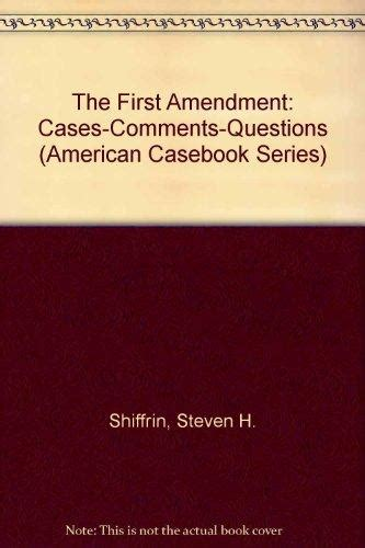 the amendment cases comments questions american