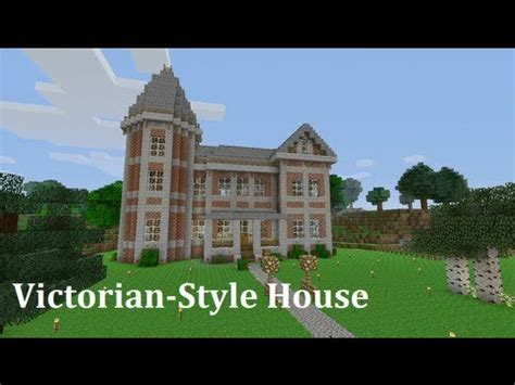 how to build a victorian house xbox 360 minecraft my victorian style house youtube